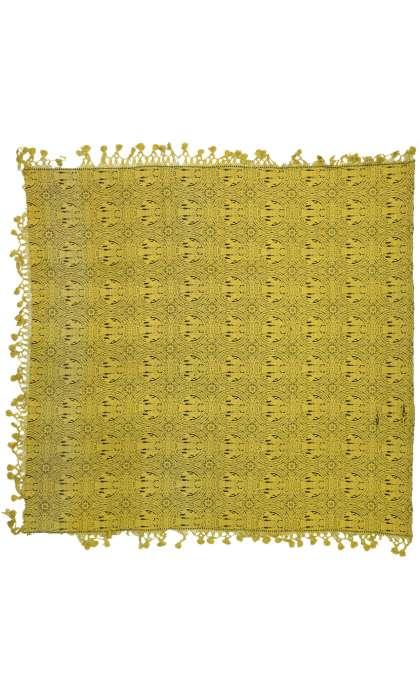 8 x 9 Antique Blanket Rug 72747
