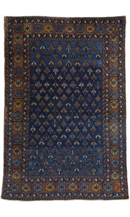 4 x 6 Antique Yeravan Rug 72759