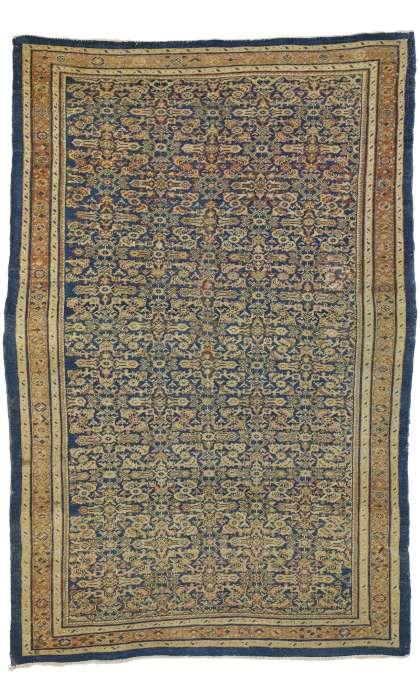 4 x 6 Antique Sultanabad Rug 73088