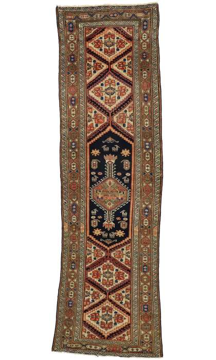 3 x 11 Antique Malayer Rug 77280