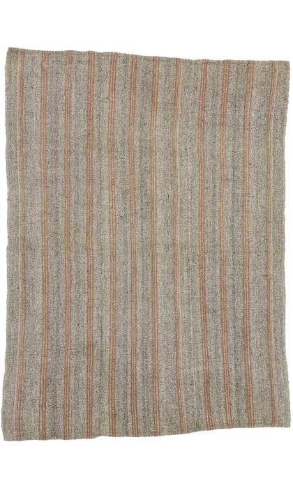 6 x 8 Vintage Turkish Kilim 50900