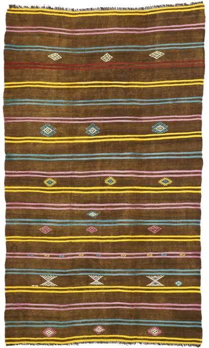 7 x 12 Vintage Kilim Rug 51305