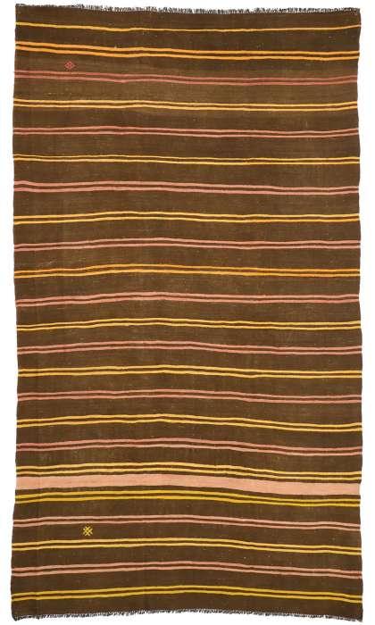 8 x 13 Vintage Kilim Rug 51350