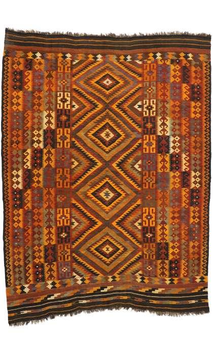9 x 11 Vintage Kilim Rug 72767