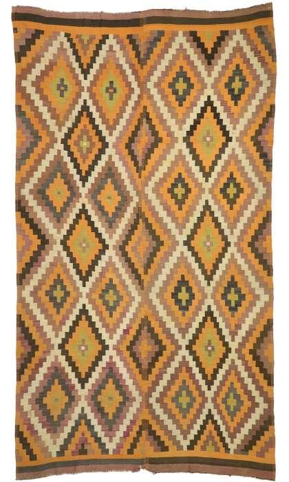 8 x 15 Antique Kilim Rug 73394