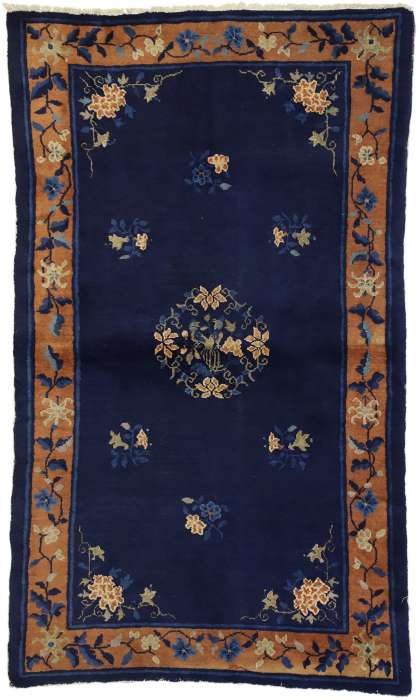 4 x 7 Antique Peking Rug 74478