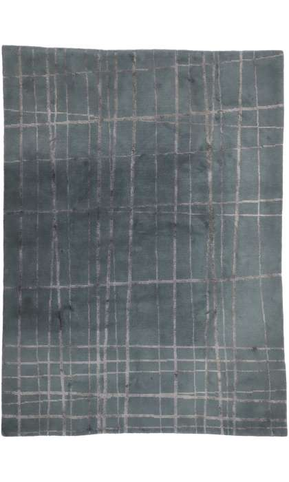8 x 11 Vintage Tibetan Rug 77308