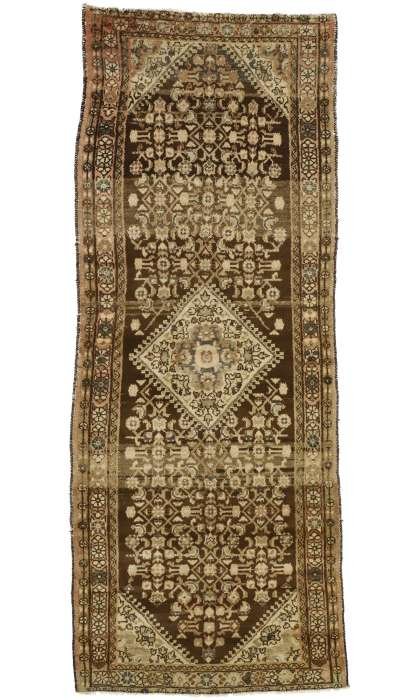 4 x 10 Antique Malayer Rug 77326