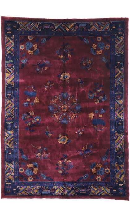 11 x 15 Antique Peking Rug 77337