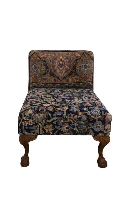 2 x 3 Antique Persian Chair 200002