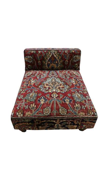 2 x 3 Antique Persian Chair 200003