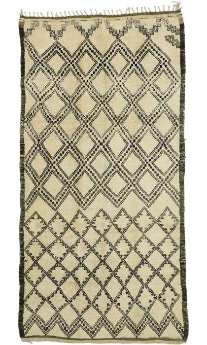 6 x 12 Vintage Moroccan Rug 20893