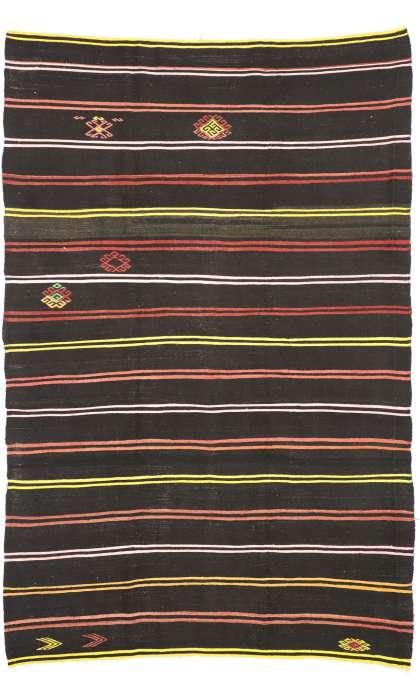 8 x 11 Vintage Kilim Rug 51304