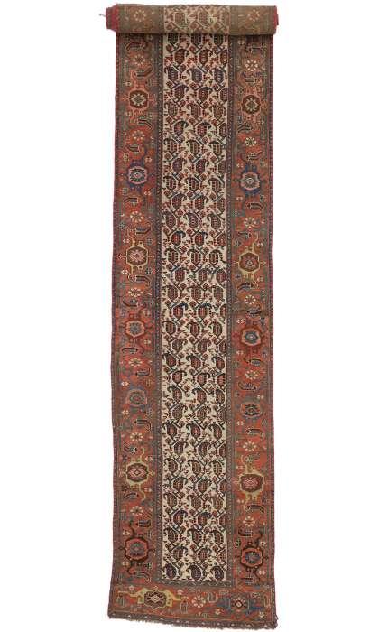 3 x 24 Antique Kurd Rug 74251