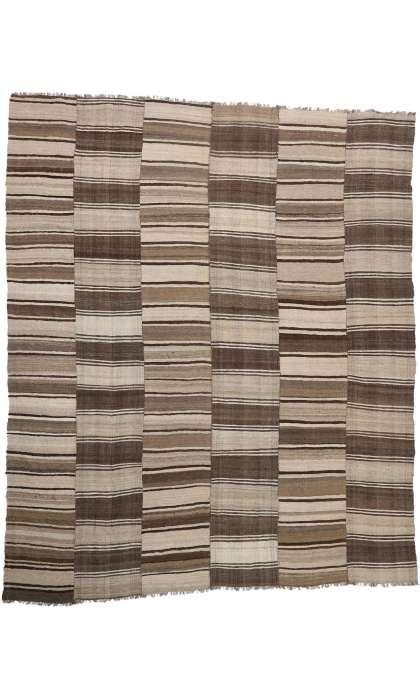 14 x 17 Vintage Kilim Rug 76395