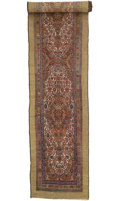 3 x 20 Antique Malayer Rug 76654