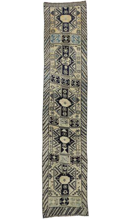 3 x 13 Vintage Oushak Rug 52550