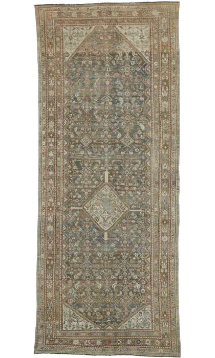 6 x 14 Antique Malayer Rug 52551