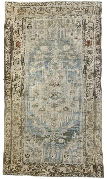 4 x 6 Antique Malayer Rug 52554