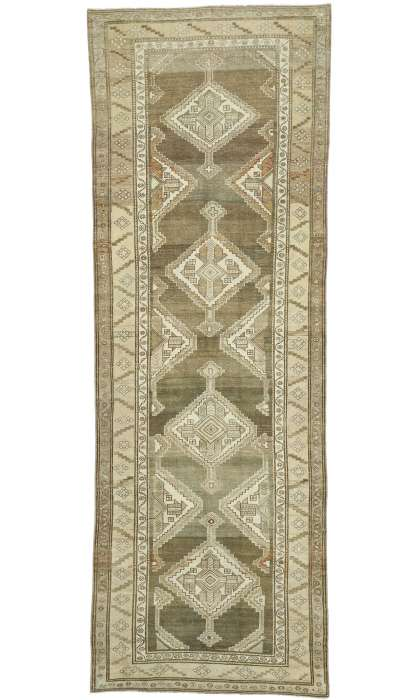 4 x 12 Antique Malayer Rug 52563