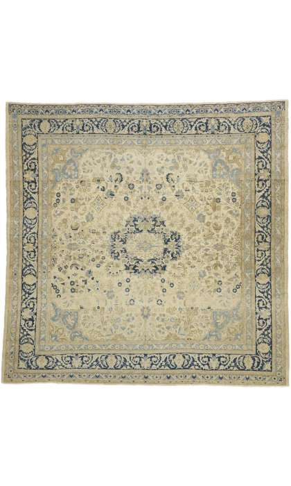 8 x 8 Antique Malayer Rug 52629