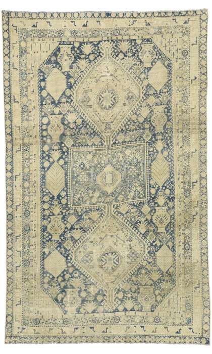 6 x 10 Antique Shiraz Rug 52631