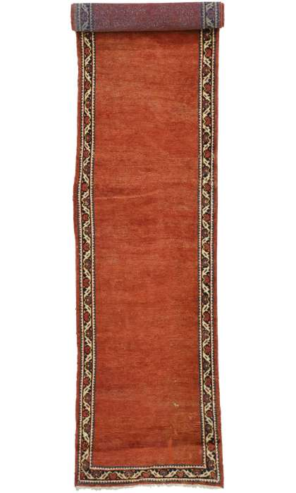 3 x 17 Antique Mahal Rug 73232
