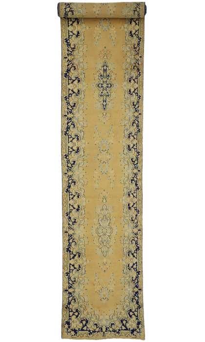 3 x 17 Vintage Kerman Rug 73658