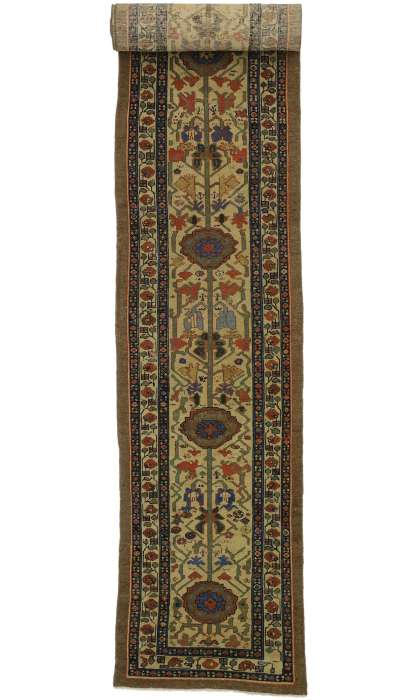 3 x 26 Antique Malayer Rug 76916