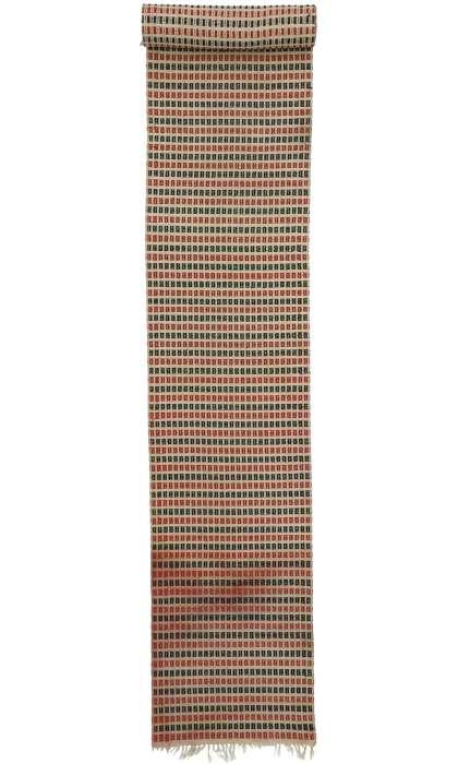3 x 29  Vintage Kilim Rug 76917