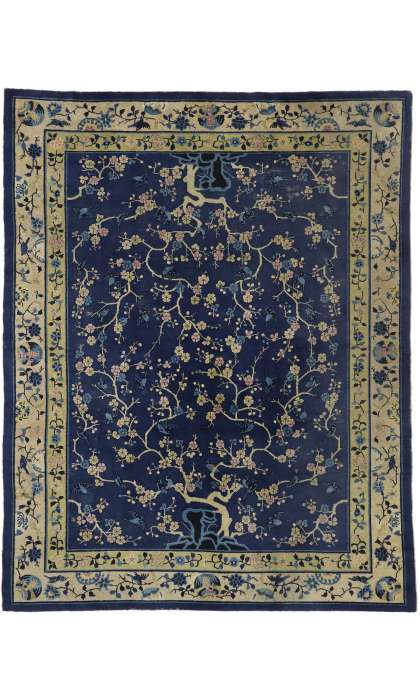 9 x 11 Antique Peking Rug 77374