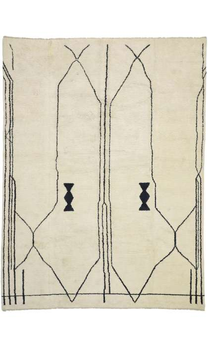 10 x 13 Moroccan Rug 80534