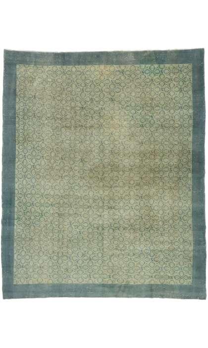 8 x 9 Vintage Sivas Rug 52612