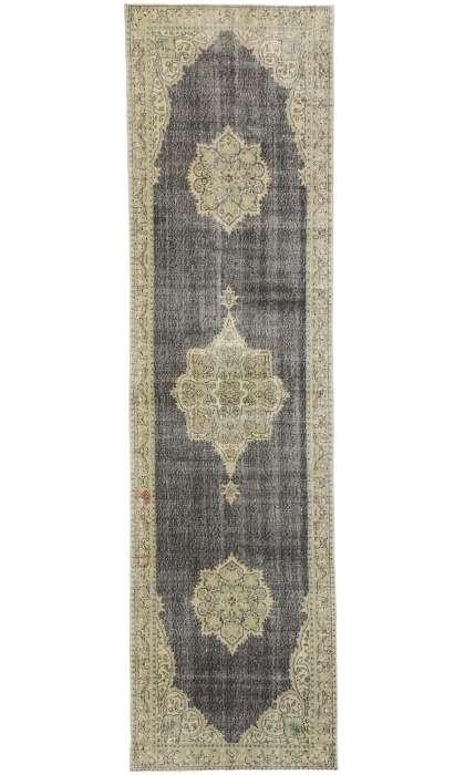 3 x 11 Vintage Sivas Rug 52661