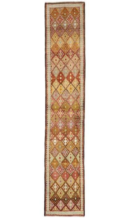 3 x 15 Vintage Oushak Rug 52730