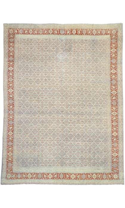 11 x 15 Vintage Oushak Rug 52781