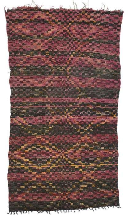 6 x 11 Vintage Moroccan Rug 20927