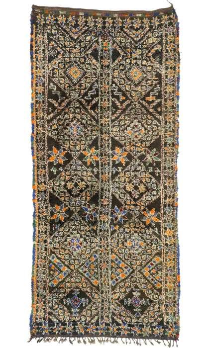 5 x 12 Vintage Moroccan Rug 20943