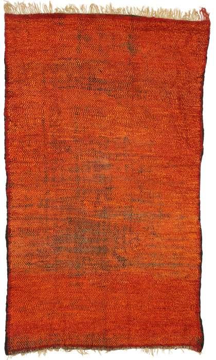 6 x 10 Vintage Moroccan Rug 20996