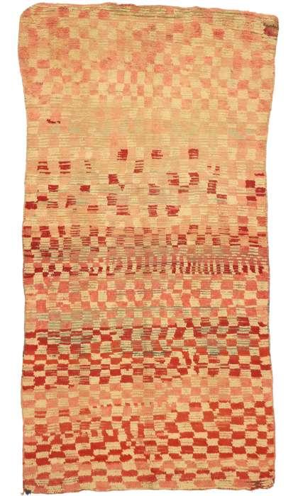 5 x 9 Vintage Moroccan Rug 20997