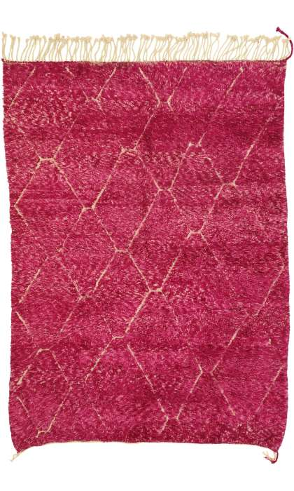 6 x 8 Contemporary Moroccan Rug 21048