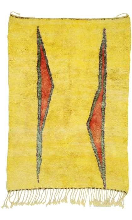 6 x 8 Contemporary Moroccan Rug 21054