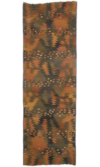 5 x 16 Vintage Kilim Rug 74495