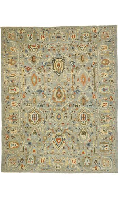 12 x 15 Sultanabad Rug 76835