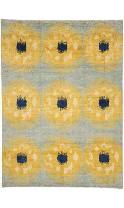 10 x 14 Contemporary Moroccan Rug 80567