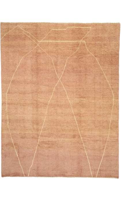 10 x 13 Contemporary Moroccan Rug 80568
