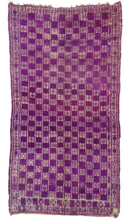 6 x 12 Vintage Moroccan Rug 20905
