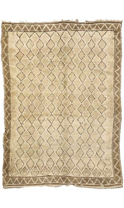 7 x 10 Vintage Moroccan Rug 20908
