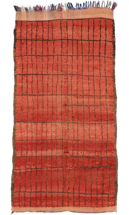 6 x 11 Vintage Moroccan Rug 20933