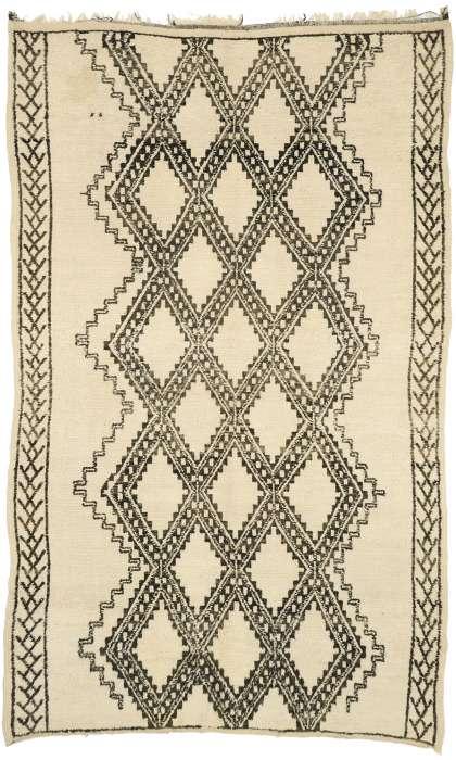 7 x 11 Vintage Moroccan Rug 20937